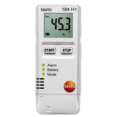 Testo 184 H1 Air humidity and temperature data logger