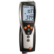 Testo 435 1 Multi function climate measuring instrument