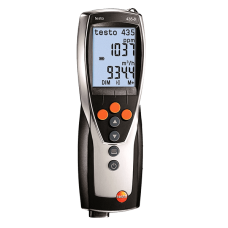 Testo 435 3 Multi function climate measuring instrument