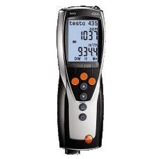 Testo 435 4 Multifunction indoor air quality meter