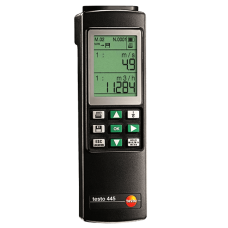 Testo 445 climate measuring instrument
