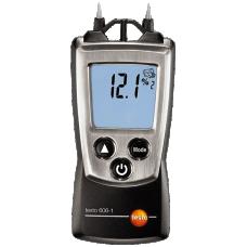 Testo 606 1 Moisture meter for material moisture