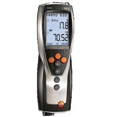 Testo 635 2 Temperature and moisture meter