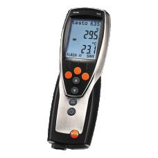 Testo 635 2 U value promo set thermohygrometer set