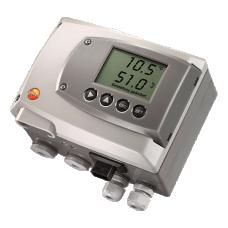 Testo 6651 temperature for critical climate applications