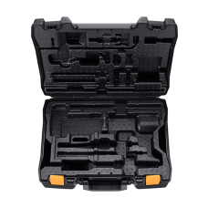 Testo Transport case for air flow measurements