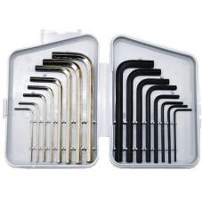 Proskit HW 0221 16Pcs Hex Key Wrench Set