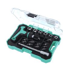Proskit SD 2320M 18 in 1 Mini T handle RatchetSet