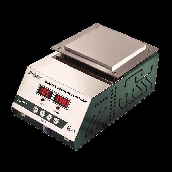 Proskit SS 571B Digital Preheat Platform