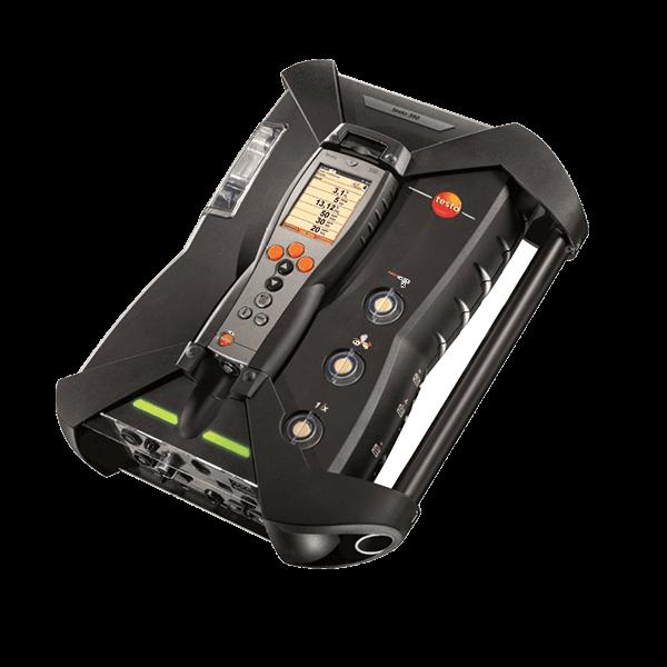 Testo 350  Analysis Box for exhaust gas analysis systems