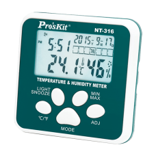 Proskit NT-316 Mini Digital Temperature Humidity Meter