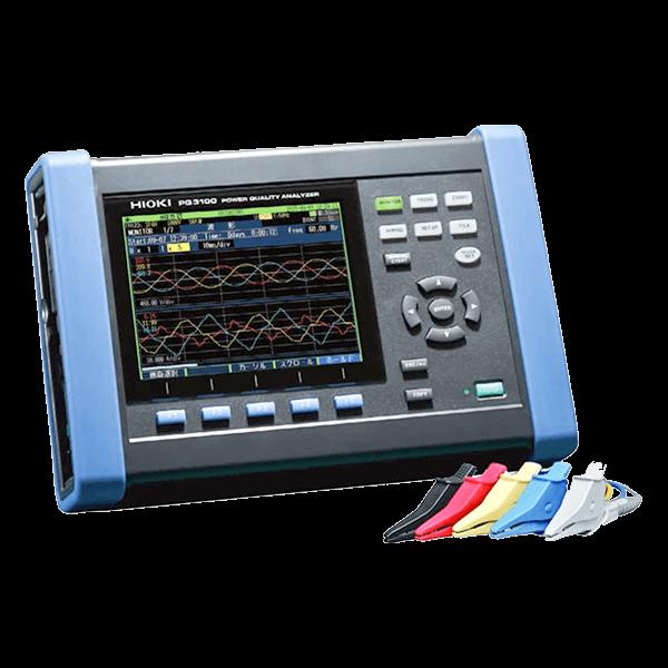 Hioki PQ3100 POWER QUALITY ANALYZER