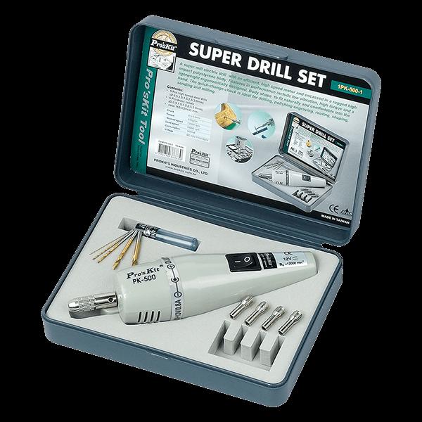 Proskit 1PK-500-1 Super Drill Set